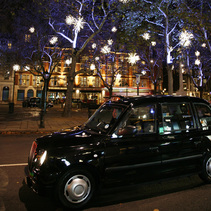 Chauffeur and taxi christmas - www.wrexhamandprestigetaxis.co.uk wrexham and prestige taxis
