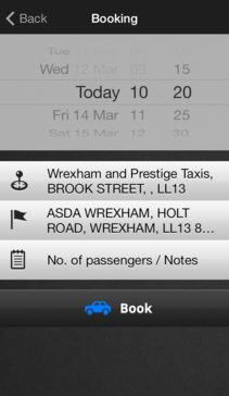 iPhone and Android App - Free Download - App store www.wrexhamandprestigetaxis.co.uk wrexham and prestige taxis